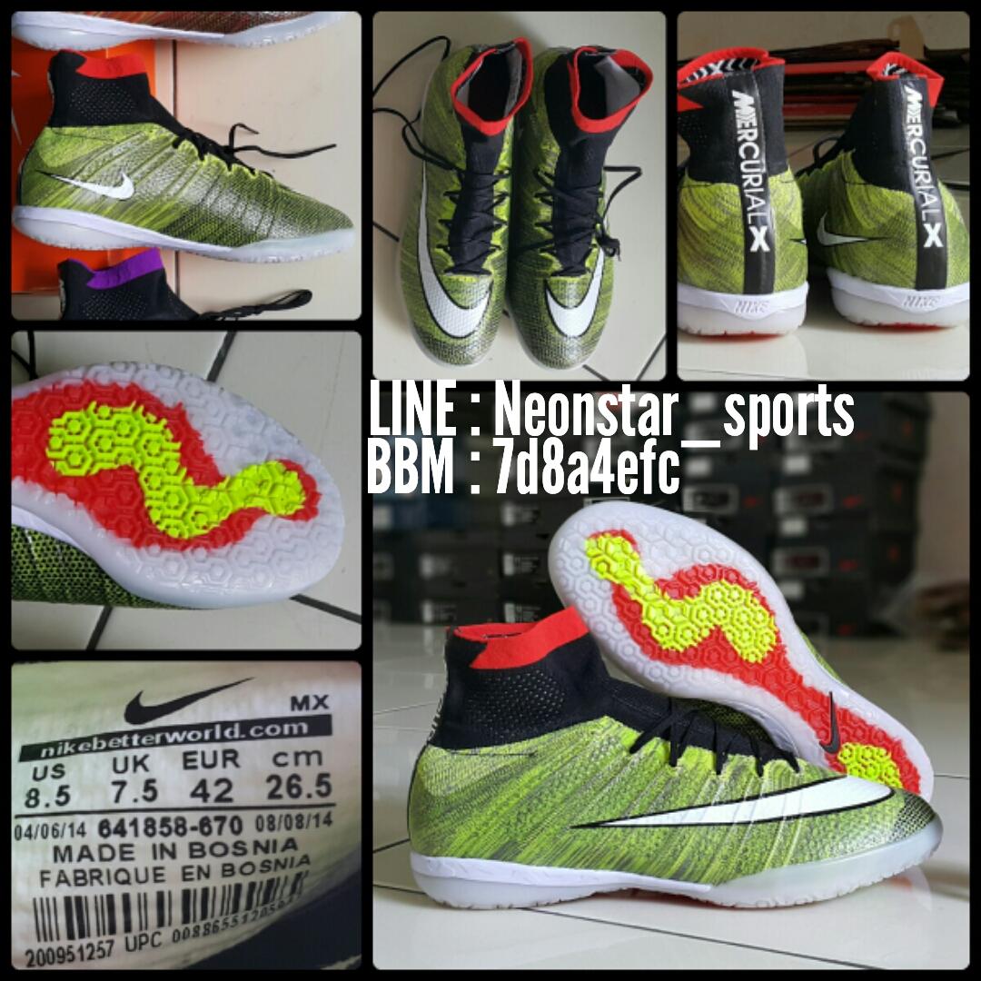 fc593e509d0 Sepatu FUTSAL NIKE Replika Import