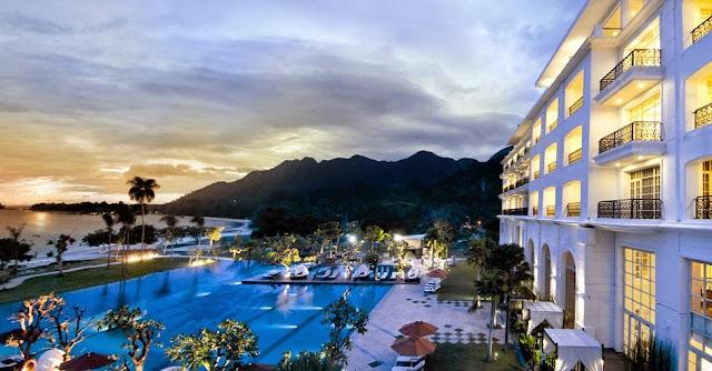 gambar dari senarai hotel murah di Langkawi