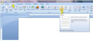 Cara Membuat Kop Surat Otomatis Di Microsoft Word