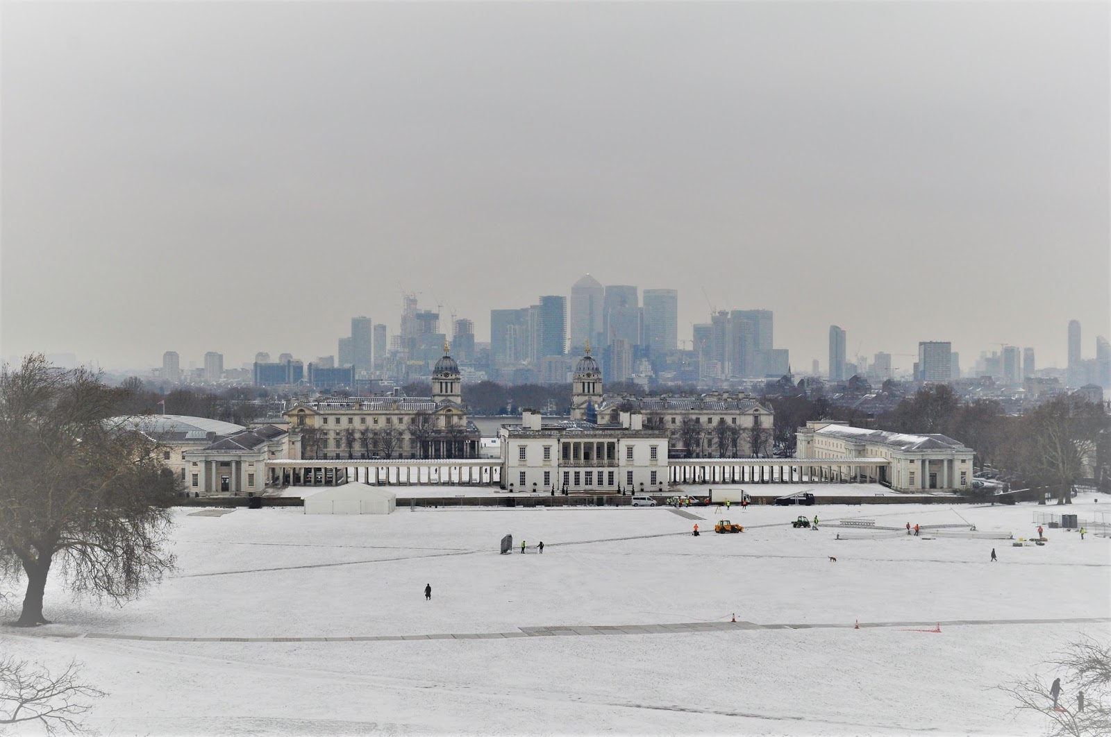 Days Out in London - Pretty Georgian Greenwich, photo by modernbricabrac, the Queens House