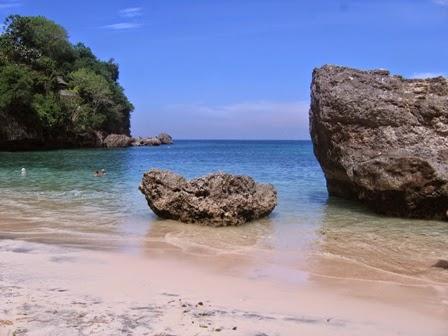 Pantai Padang Padang Bali Tempat Wisata Liburan Di Bali Yang