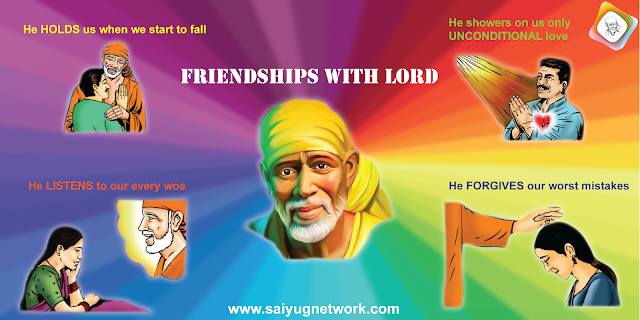 Please Bless Me And My Family - Sai Devotee Star