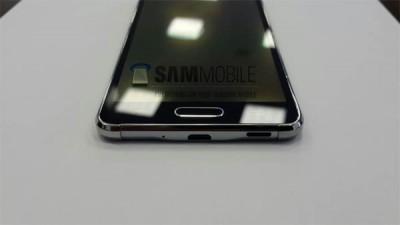 Ini Dia Tampang Samsung Galaxy Alpha