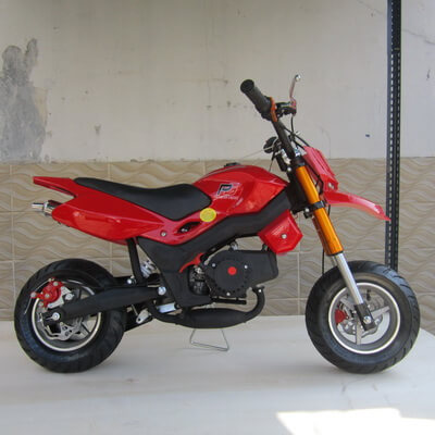 Mini Bike Supermoto 49cc