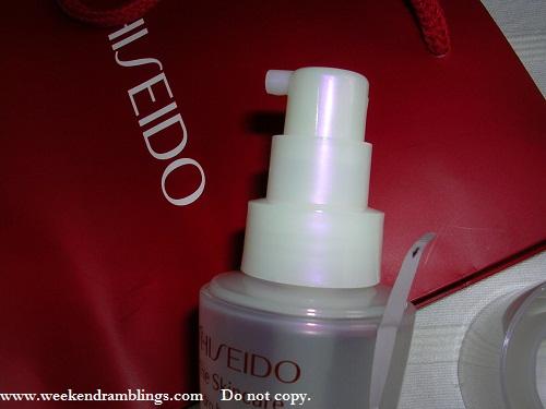 Shiseido Hydro-balancing Softener Lotion