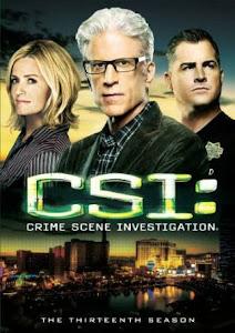 CSI: Crime Scene Investigation Poster