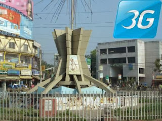 Grameenphone 3G Coverage now at khulna