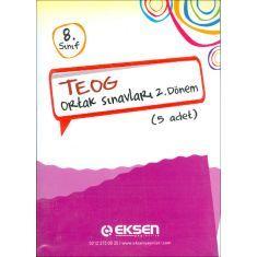 Eksen 8.Sınıf TEOG Ortak Sınavları 2.Dönem (2016)