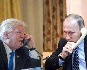 Це дурні люди, - Трамп різко висловився про своїх радників перед Путіним
