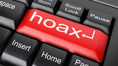 Tips Terhindar Dari Hoax Di media Sosial