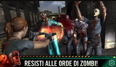 zombie iphone e android