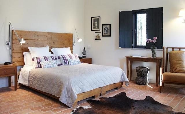 Fazenda Nova hotel en el Algarve chicanddeco