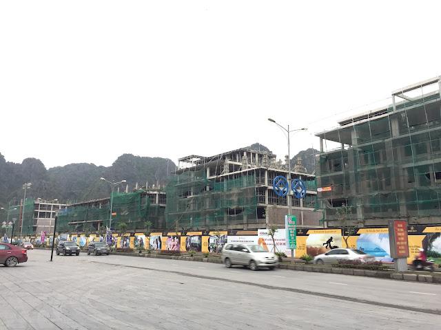 Tiến độ xây dựng liền kề Mon Bay