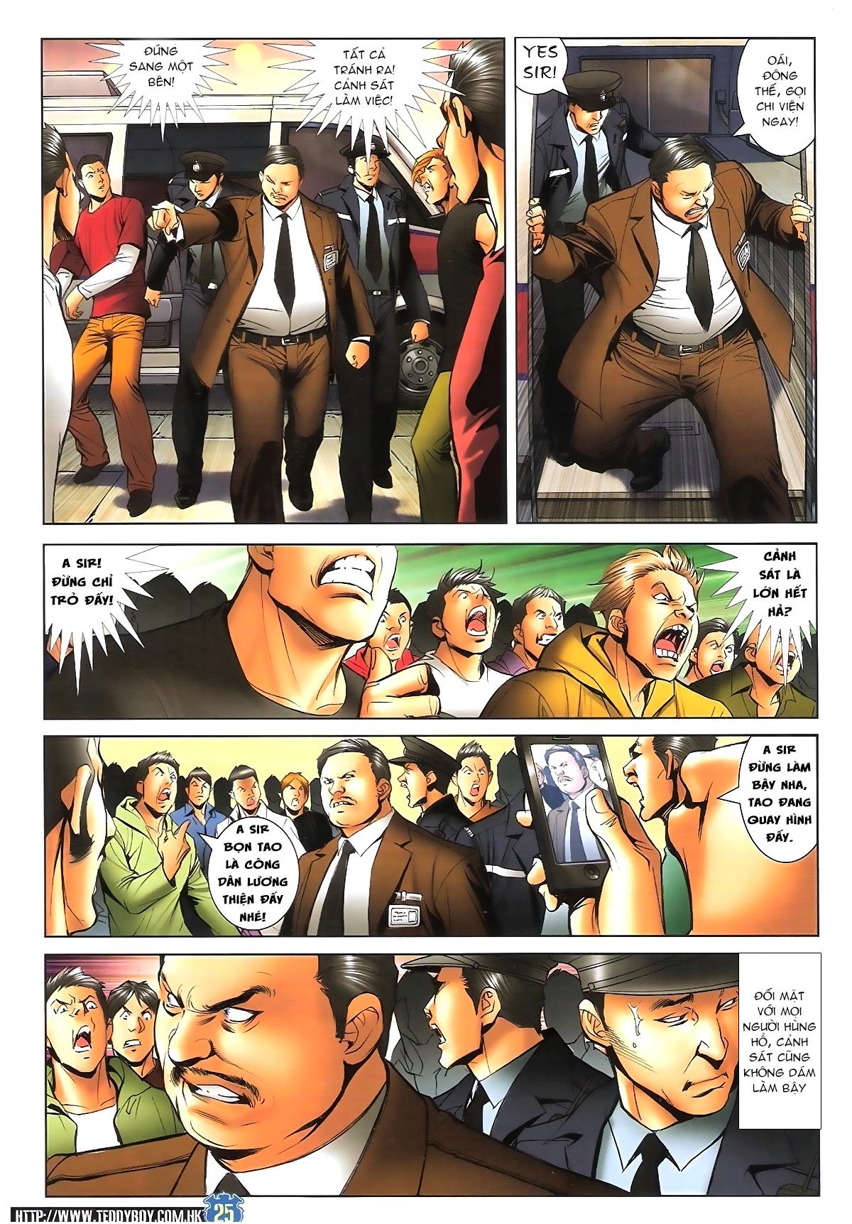 Người Trong Giang Hồ - Chapter 1599: Lật tung hẻm Bảo Lặc - Pic 21