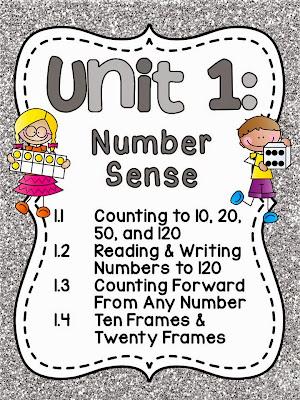 Miss Giraffe\u0027s Class Building Number Sense in First Grade