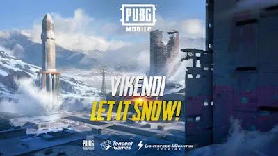 PUBG Mobile Vikendi Update
