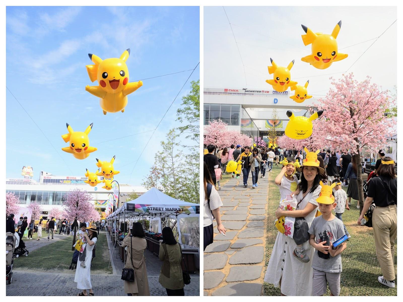 POKEMON WORLD FESTIVAL IN SONGDO, KOREA - Seoulful Family