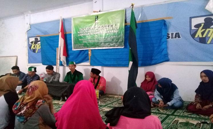Bertemu Semangat Baru di Dalam Wajah Basic Training (LK1) Himpunan Mahasiswa Islam