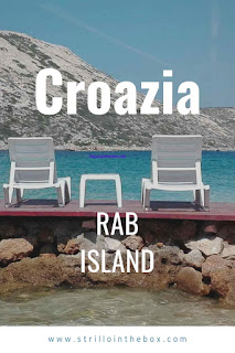 Rab isola Croazia