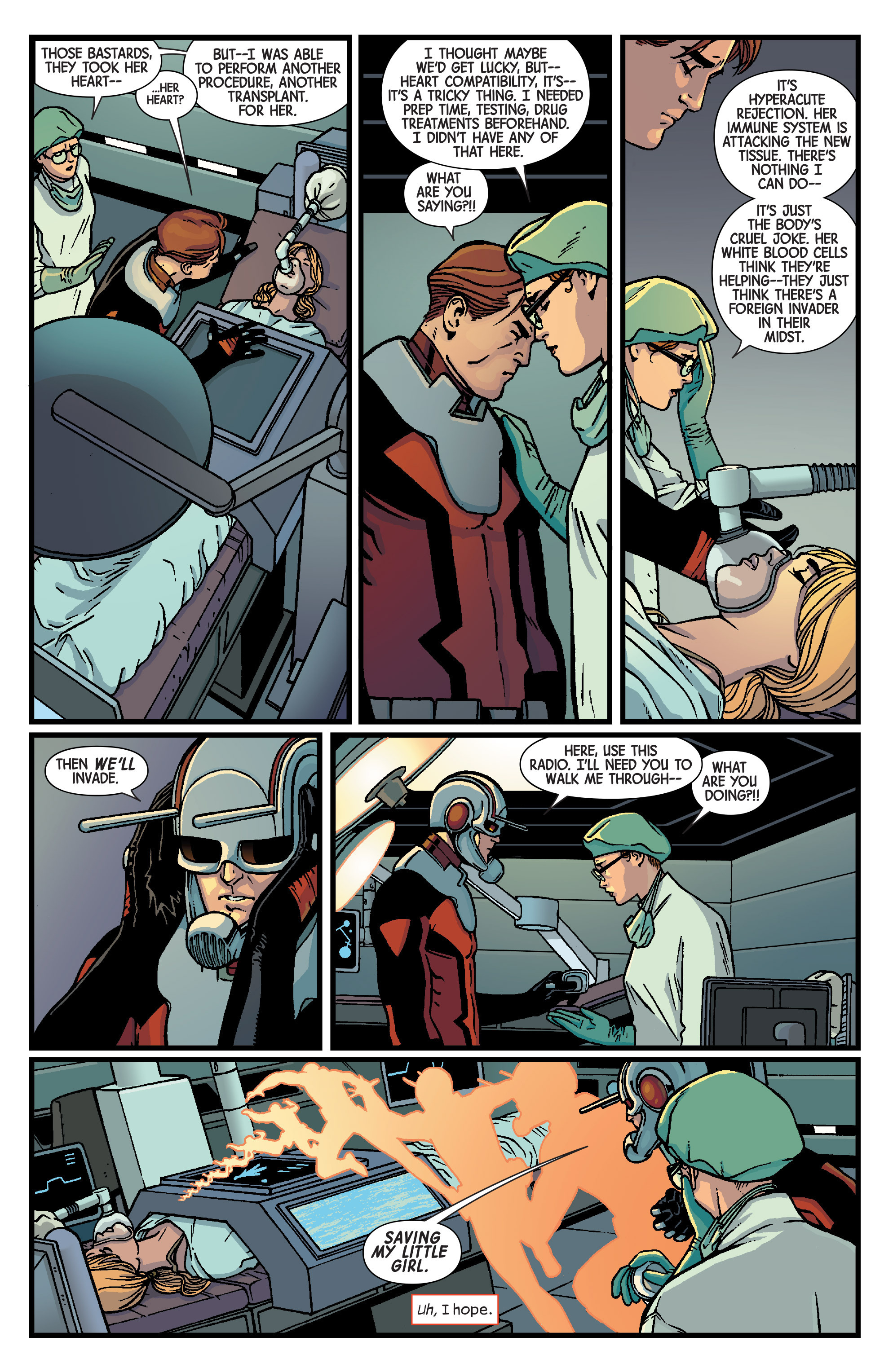Read online Ant-Man comic -  Issue #5 - 15