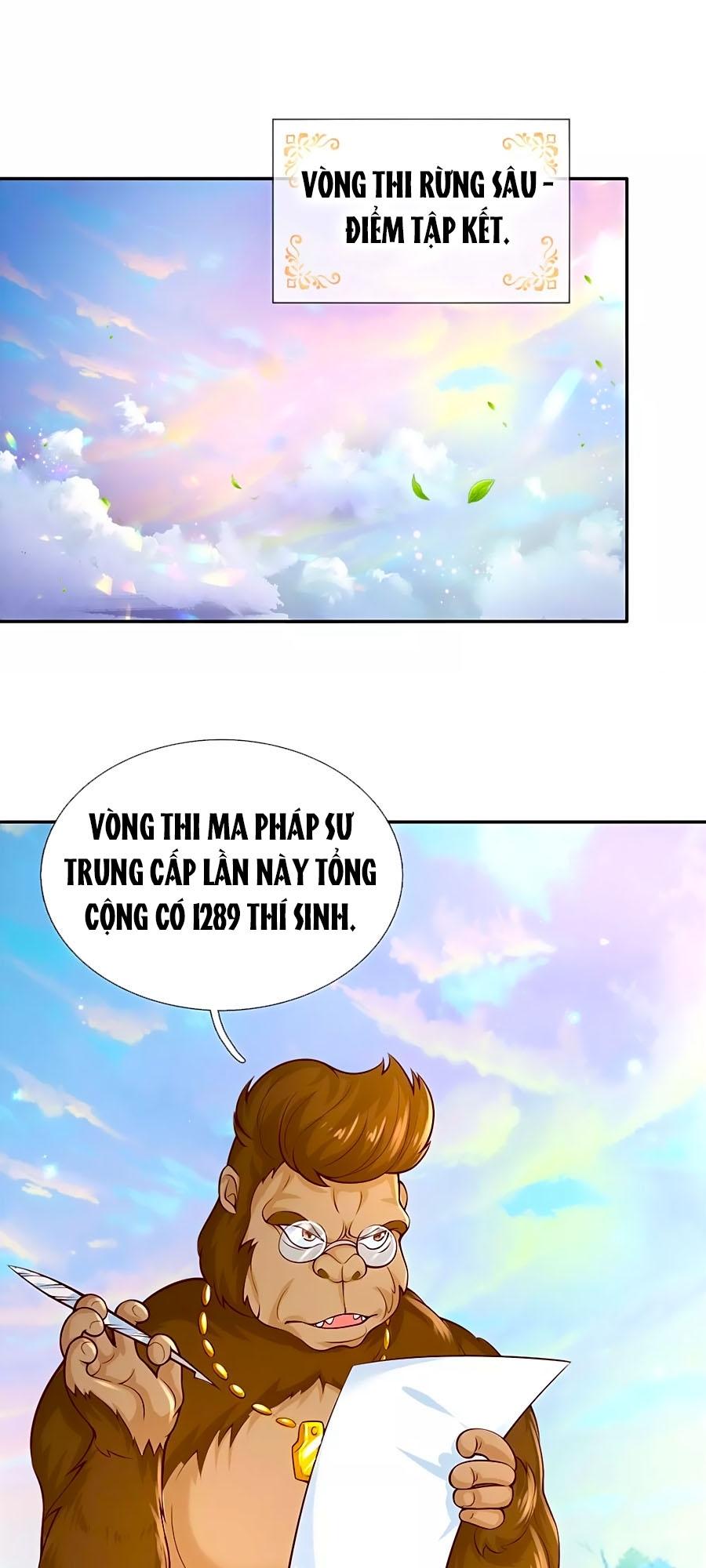 Bỗng Một Ngày Trở Thành Con Gái Nhà Vua chap 171 - Trang 12