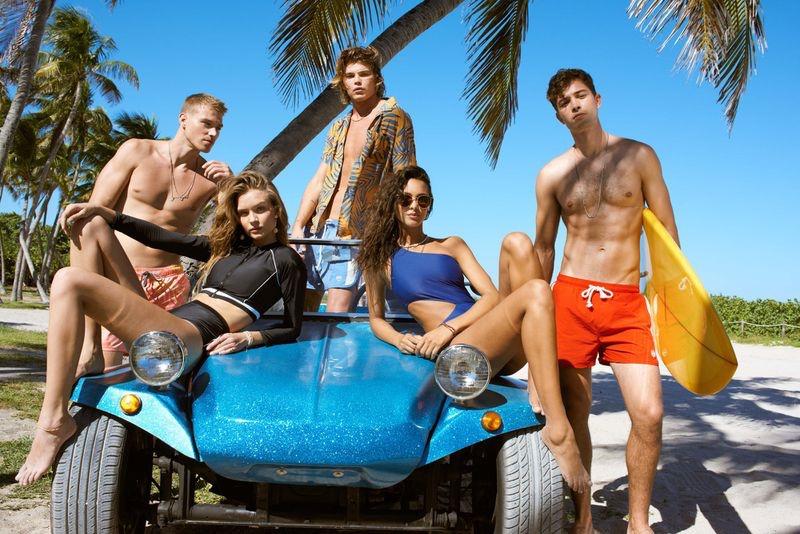 Penshoppe Swimsuit 2019 Campaign