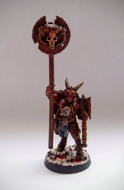 Beastmen Gor for Age of Sigmar, Realm of Ghur