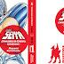 Capa completa do 1° volume do Kanzenban de Cavaleiros do Zodíaco!