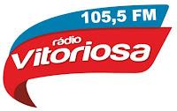 Rádio Vitoriosa FM 105,5 de Uberlândia - Minas Gerais