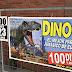 El Ayuntamiento niega por seguridad permiso a la exposición de dinosaurios