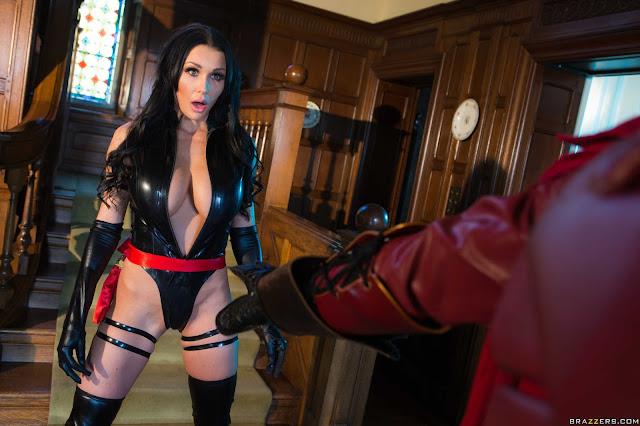 Patty Michova – XXX-Men Psylocke vs Magneto (Pornstars Like It Big)