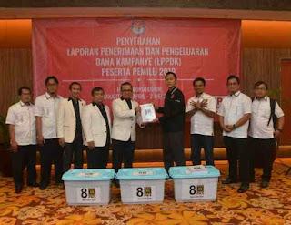 KPU: PKS Partai Paling Cepat & Rapi Laporkan Keuangan
