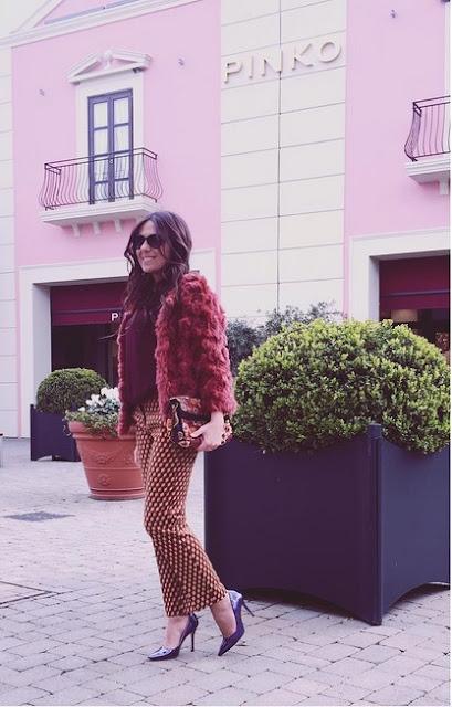 outfit pinko al sicilia outlet village