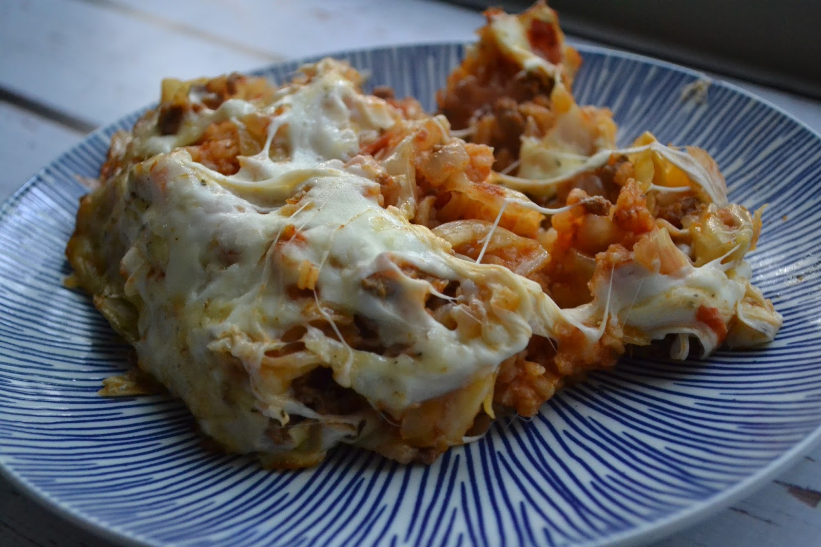 Making Miracles: Deconstructed Stuffed Cabbage Casserole