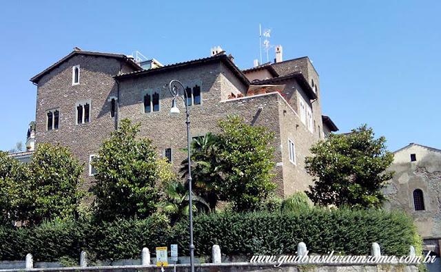 residenza medieval pierleoni roma guia De turismo - Teatro Marcelo