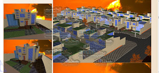 download-autocad-cad-dwg-file-bioclimatic-fire-fighting-urban-housing-3d