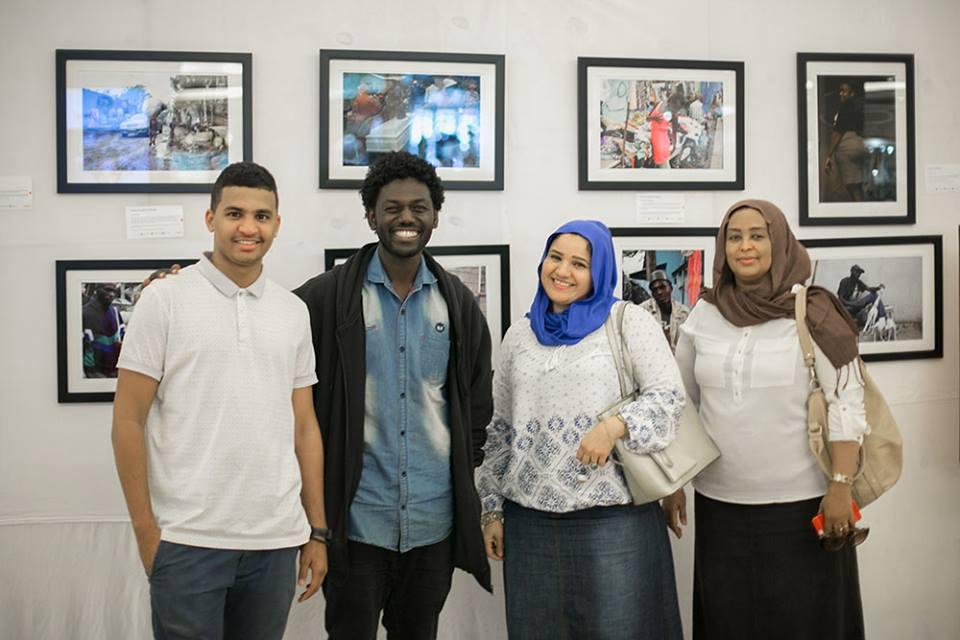 تعرف علي قصة نجاح المصور السوداني محمد التوم