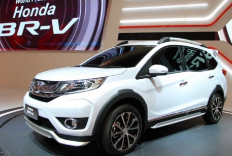 2016 Honda BR-V Release In Canada   New Cars Realise