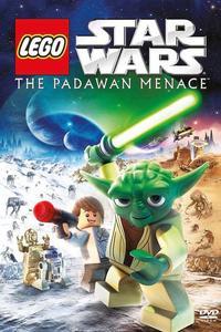 Poster Lego Star Wars: The Padawan Menace
