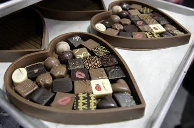 Chocolate Valentine's Day