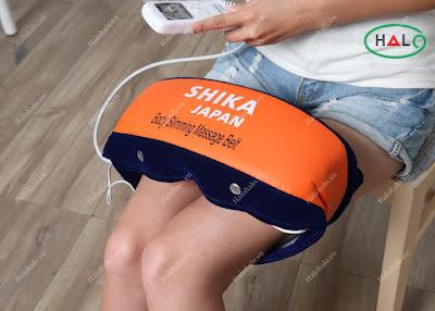 Máy rung giảm mỡ đùi SHIKA