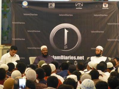 Dr Abu Ameenah Bilal Philips di jakarta