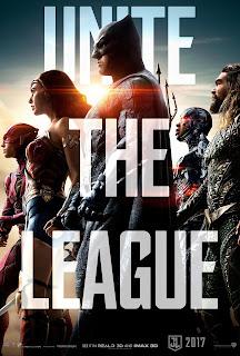 Justice League - Segundo Poster & Segundo Trailer