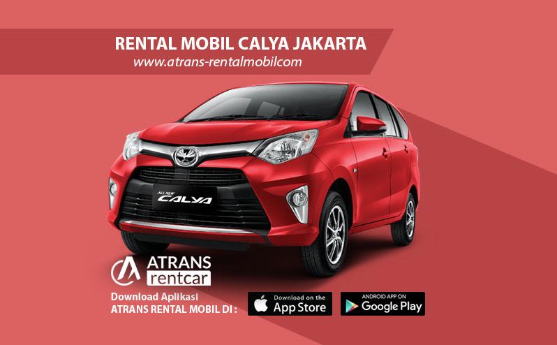 Rental Mobil Calya Murah jakarta