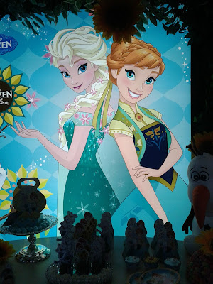 Elsa e Anna - Frozen