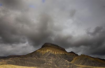 Paisaje nublado