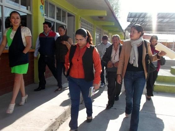 El mexiquense hoy la regidora fernanda de la rosa recorre for Jardin 7 hermanos ecatepec