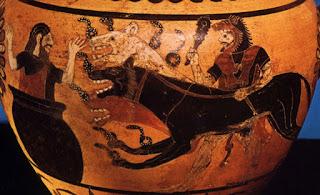 Cerbero, el guardian del Hades