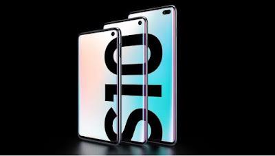 Samsung S10e,S10,S10 plus in nigeria