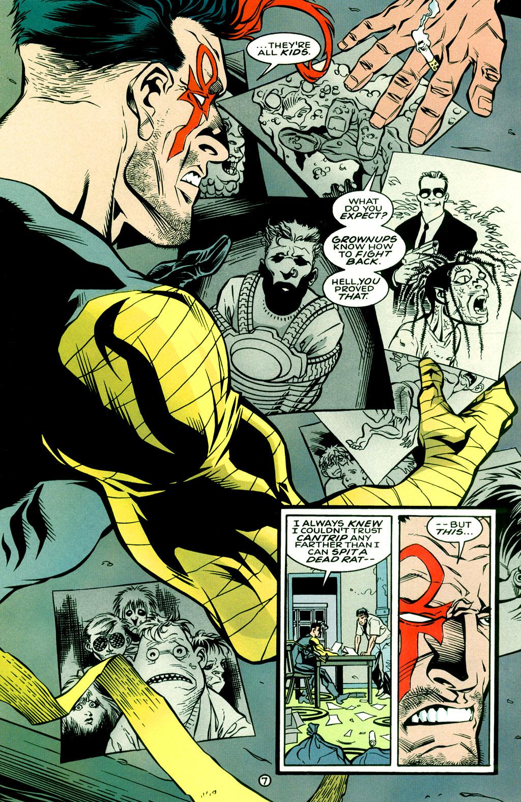 Read online Impulse Plus comic -  Issue # Full - 33